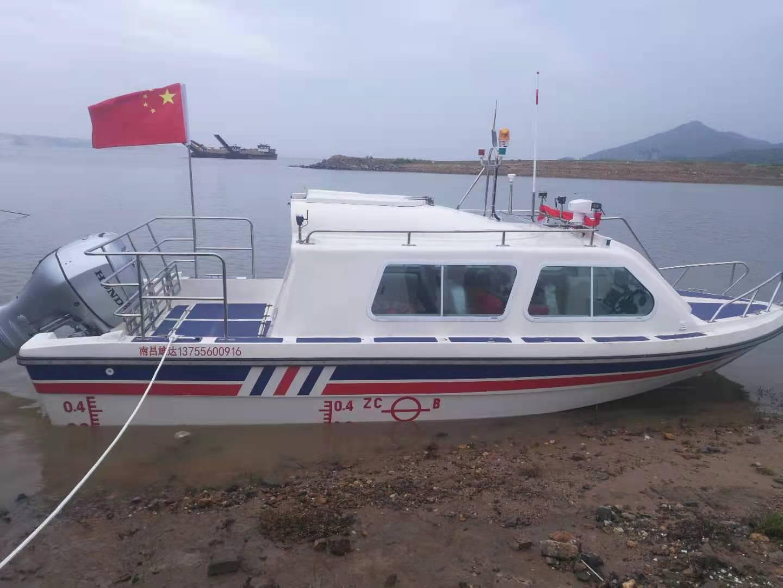 江西公务执法艇厂家