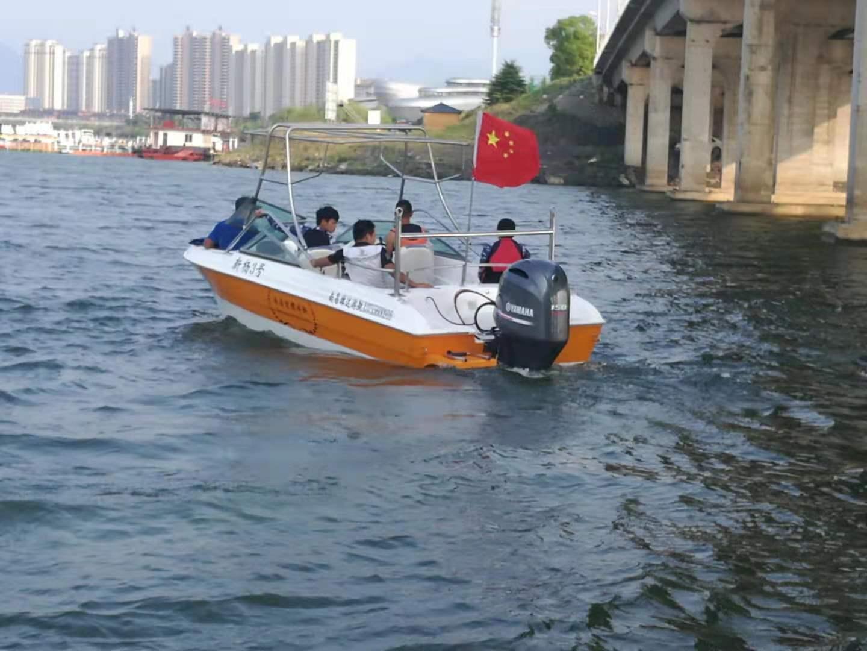 九江喷射艇